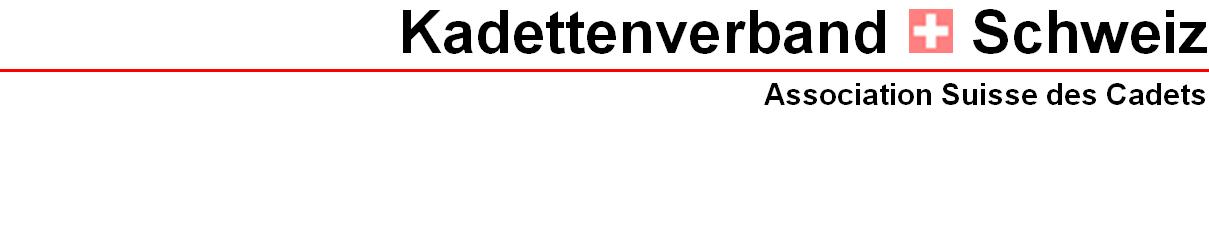 Kadettenverband Schweiz